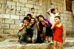 Photo by Ahmad Mehidi  14 Jul 2012 - Deir Elzor Our Innocence